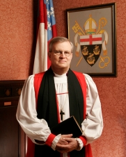 Bishop Ted Gulick