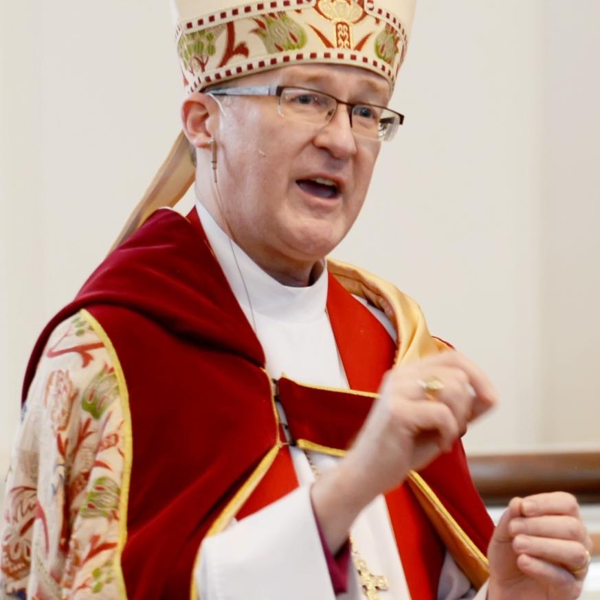 Bishop Shannon Johnston